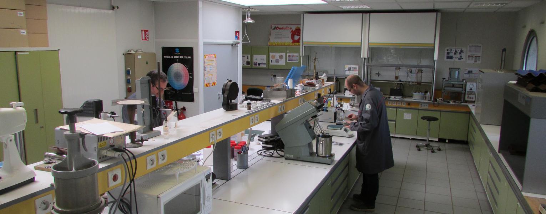 Laboratoire Recherche et développement